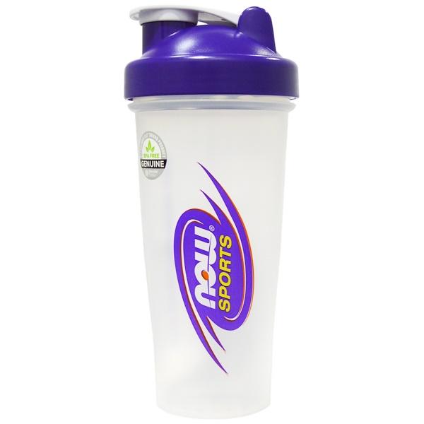 Now Foods, スポーツブレンダーボトル、20 oz (Discontinued Item)