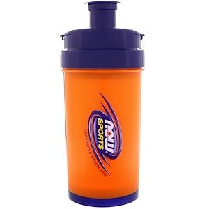 Now Foods, Sports, 3 in 1 Sports Shaker Bottle, 25 oz отзывы покупателей