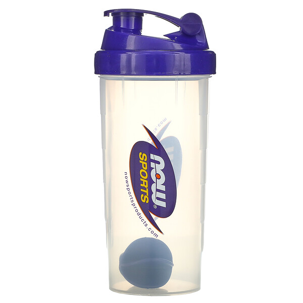 Now Foods, Sports, Shaker Cup, 25 oz