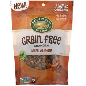 Натурес Пат, Grain Free Granola, Maple Almond, 8 oz (227 g) отзывы покупателей