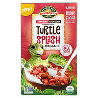 Nature's Path, Organic Turtle Splash Cereal, Strawberry Chocolate, 10 oz (284 g)
