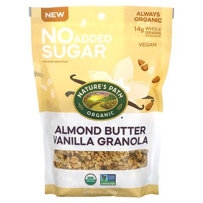 Nature's Path Almond Butter Vanilla Granola, 10 oz (284 g)