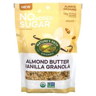 Nature's Path, Almond Butter Vanilla Granola, 10 oz (284 g)