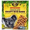Nature's Path, EnviroKidz, Crispy Rice Bars, Chocolate, 6 Cereal Bars, 1 oz (28 g) Each