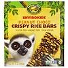Nature's Path, EnviroKidz Organic, Crispy Rice Cereal Bars, Peanut Choco, 6 Bars, 1 oz (28 g) Each