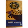 Nature's Path, Organic, Optimum Power, Hot Oatmeal, Blueberry Cinnamon Flax, 8 Packets, 40 g Each