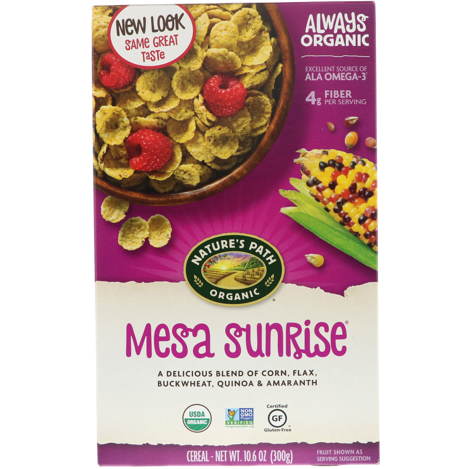 Nature's Path, Organic, Mesa Sunrise, 10.6 oz (300 g)