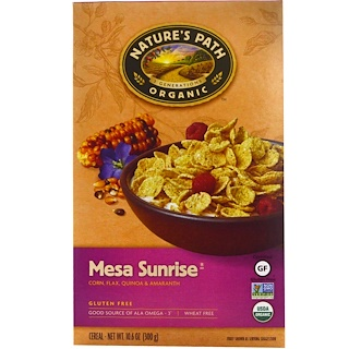 Nature's Path, Organic, Mesa Sunrise, Gluten-Free Cereal, 10.6 oz (300 g)
