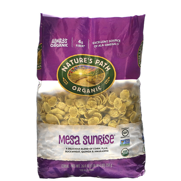 Nature's Path, Mesa Sunrise Cereal, 26.4 oz (750 g)