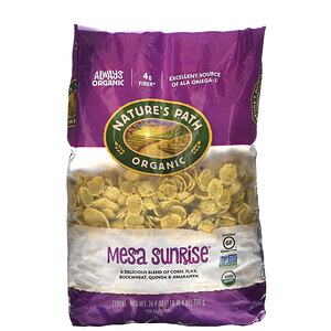 Натурес Пат, Mesa Sunrise Cereal, 26.4 oz (750 g) отзывы покупателей