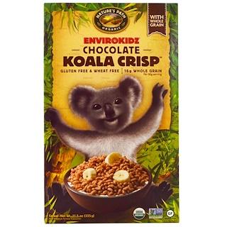 Nature's Path, EnviroKidz, Cereal Crujiente Orgánico Koala con Chocolate, 11.5 oz (325 g)