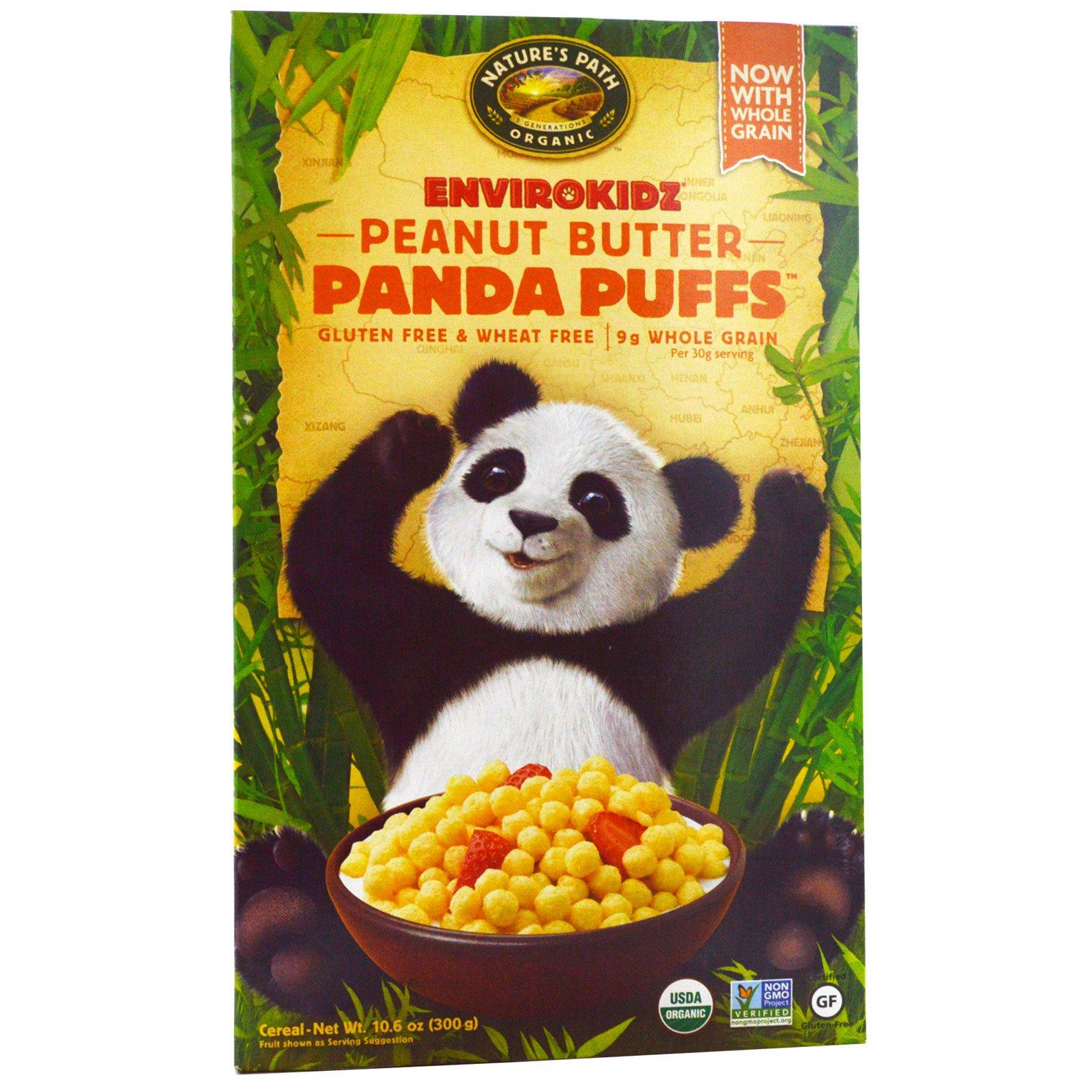 Nature S Path Envirokidz Organic Peanut Butter Panda