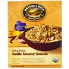 Nature's Path, Organic, Flax Plus, Vanilla Almond Granola Cereal, 11.5 oz (325 g)