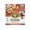 Nature's Path, Chococonut, Chewy Granola Bars, Dark Chocolate Chip, 5 Bars, 1.2 oz (35 g) Each