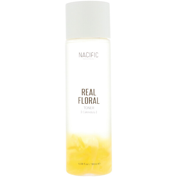 Real Floral Calendula Toner, 6.08 fl oz (180 ml)