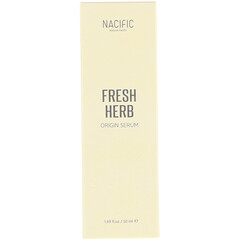 Nacific, Fresh Herb Origin Serum, 1.69 fl oz (50 ml)