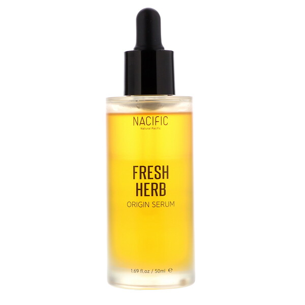 Nacific, FreshHerb Origin Serum, 1.69 fl oz (50 ml)