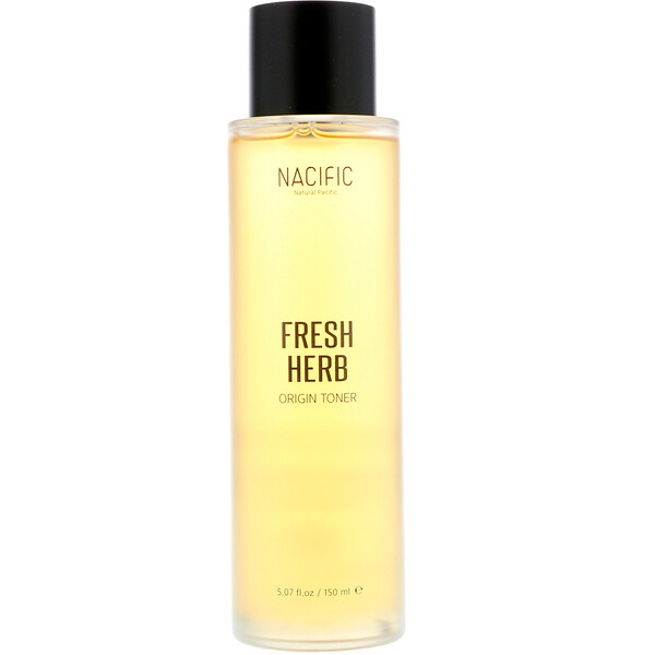 Fresh Herb Origin Toner, 5.07 fl oz (150 ml)