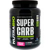 NutraBio Labs, Super Carb, Rasberry Lemonade, 1.8 lb (834 g)