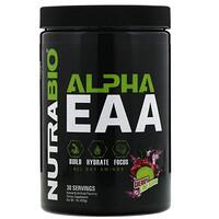 Alpha EAA, Cherry Lime Slush, 1 lb (455 g) - фото