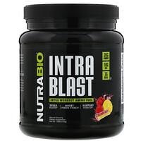 Intra Blast, Intra Workout Amino Fuel, Strawberry Lemon Bomb, 1.63 lb (740 g) - фото