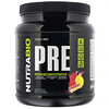 NutraBio Labs, PRE-Workout, Strawberry Lemon Bomb,  1.31 lb (596 g)