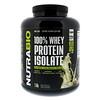 NutraBio Labs, 100% Whey Protein Isolate, Alpine Vanilla, 5 lbs (2268 g)