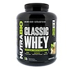 NutraBio Labs, Classic Whey Protein, Creamy Vanilla, 5 lbs (2268 g)