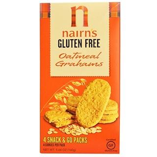 Nairn's Inc, Quinua roja orgánica, libre de gluten, 14 oz (397 g)
