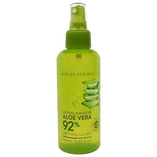 Nature Republic, Aloe Vera Soothing Gel Mist, 5.07 fl oz (150 ml)