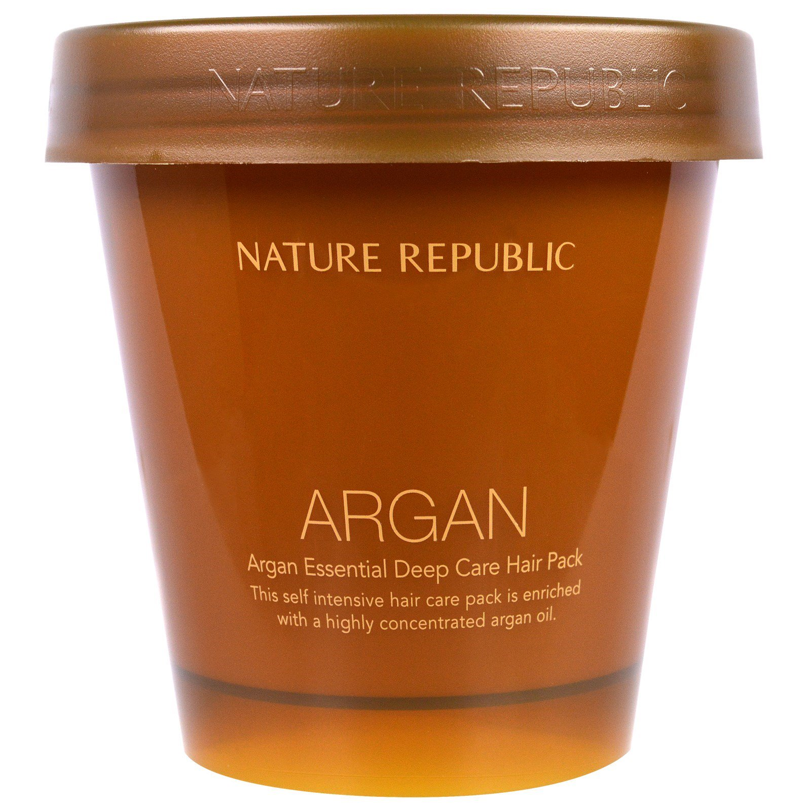 Argan Hair Mask Nature Republic