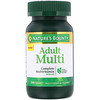 Nature's Bounty, Adult Multi, Complete Multivitamin with D3 , 100 Tablets