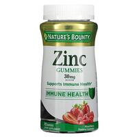 Nature's Bounty, Zinc Gummies, Mixed Berry, 30 mg, 70 Gummies