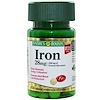 Nature's Bounty, Iron, 28 mg, 100 Tablets (Discontinued Item)