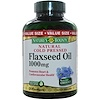 Nature's Bounty, Flaxseed Oil, 1000 mg, 200 Softgels (Discontinued Item)
