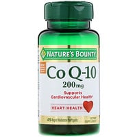 Co Q-10, 200 mg, 45 Rapid Release Softgels - фото