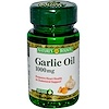 Nature's Bounty, Garlic Oil, 1000 mg, 100 Softgels (Discontinued Item)