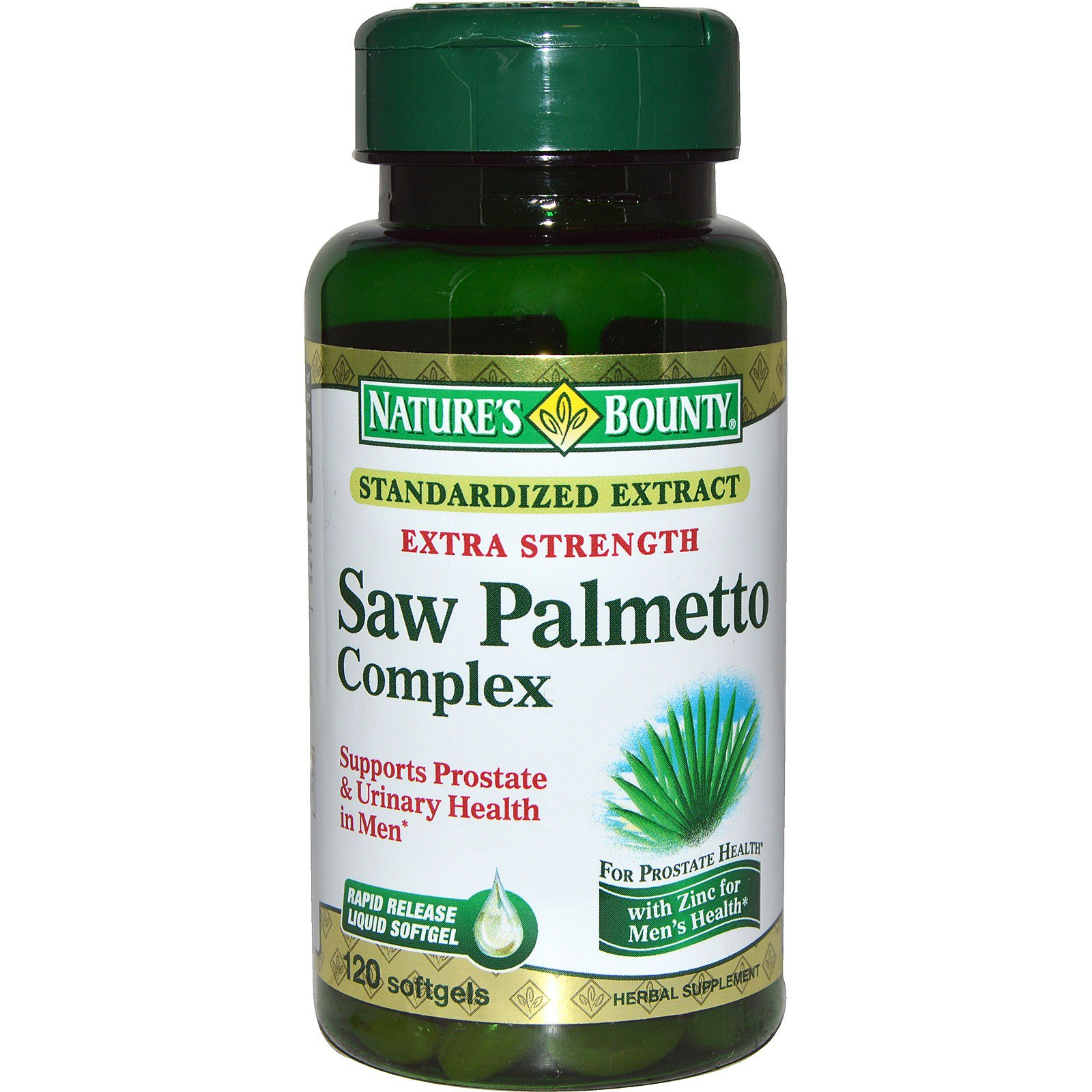 Mg Hair Loss Palmetto 160 Saw