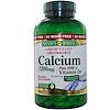 Nature's Bounty, Calcium Plus Vitamin D3, 1200 mg/1000 IU, 220 Rapid Release Softgels