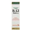 Nature's Bounty, Sublingual Liquid, Vitamin B12, 5,000 mcg, 2 fl oz (59 ml)
