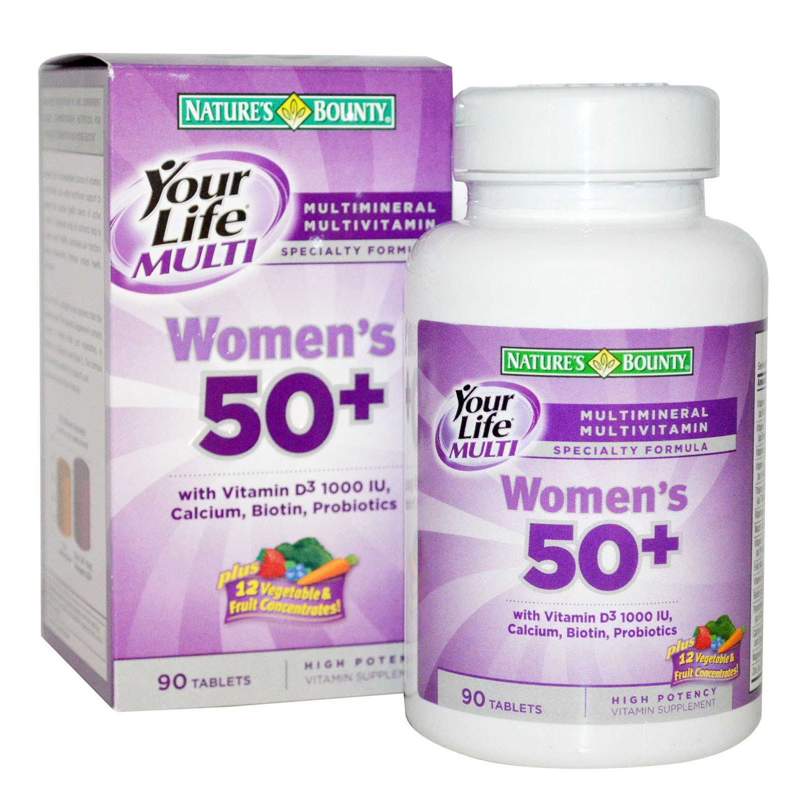 multi bounty nature iherb discontinued