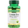 Nature's Bounty, Green Tea, 315 mg, 100 Capsules