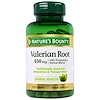 Nature's Bounty, Корень валерианы с фирменной смесью трав, 450 мг, 100 капсул
