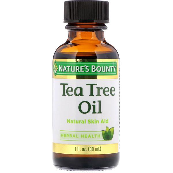 Nature's Bounty, Tea Tree Oil, 1 fl oz (30 ml) (Discontinued Item)