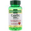 Nature's Bounty, Alho, 2.000 mg, 120 Comprimidos Revestidos