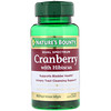 Nature's Bounty, Dual Spectrum Cranberry with Hibiscus, 60 Rapid Release Softgels