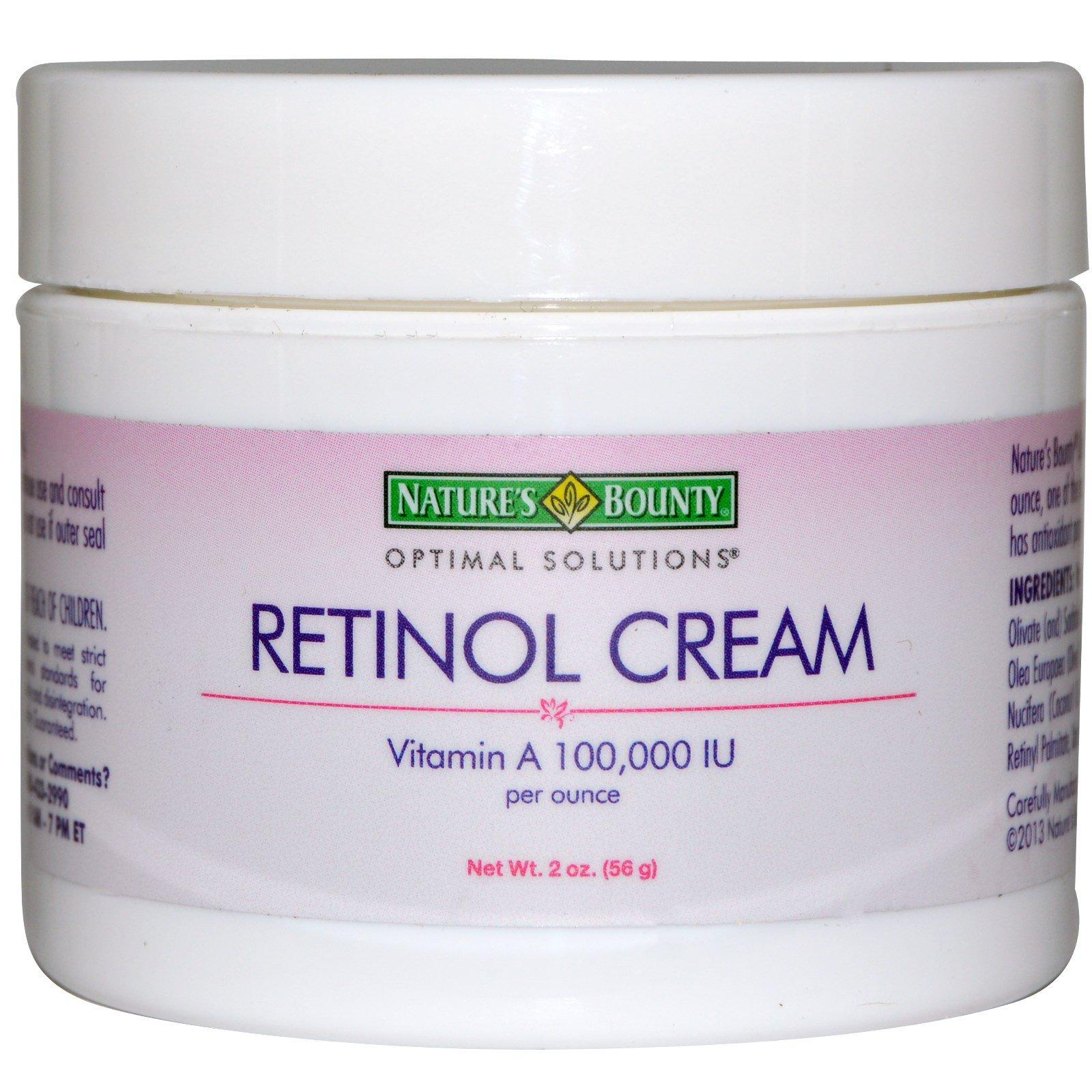 Nature S Bounty E Cream