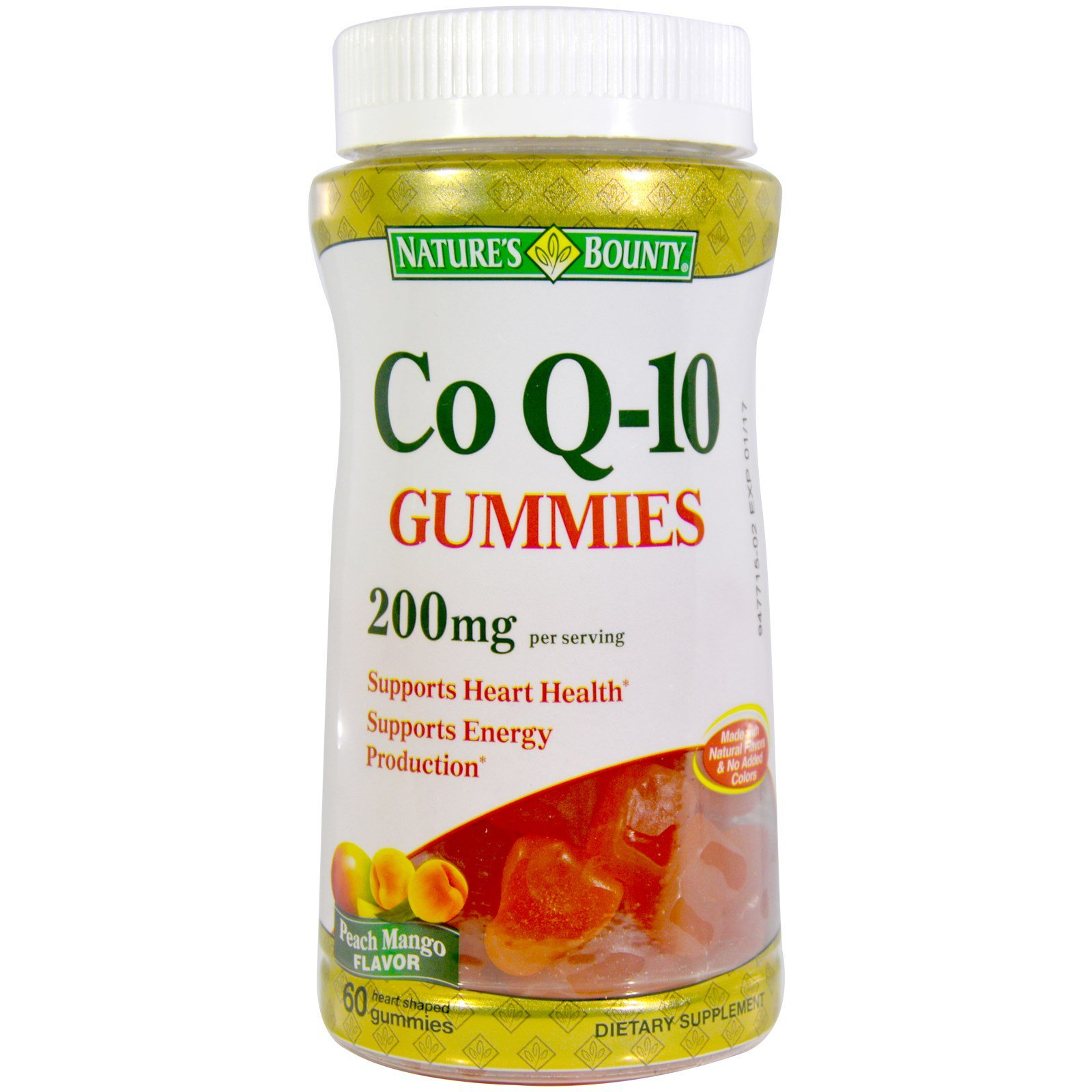 Nature S Bounty Co Q  Gummies