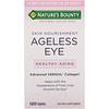 Nature's Bounty, Optimal Solutions, Ageless Eye Skin Nourishment, 120 Caplets