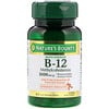 Nature's Bounty, B-12, Natural Cherry Flavor, 1000 mg, 60 Quick Dissolve Tablets